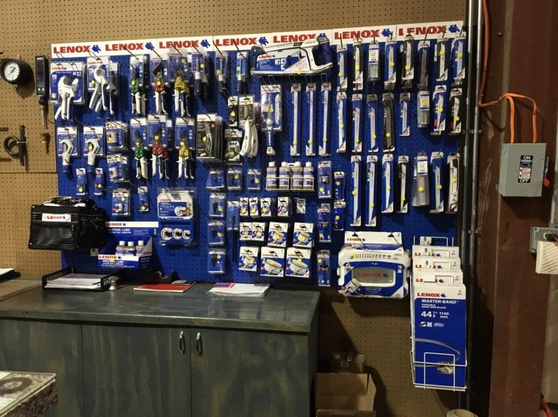 Lennox tools